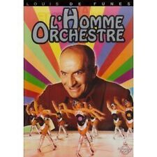 DVD *** L'Homme Orchestre *** avec Louis De Funès