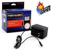 New AC Adapter for SEGA Genesis 2 or 3 Systems -- NIB Power Cord