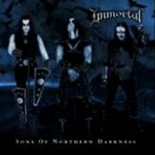 Sons of Northern Darkness CD + DVD IMMORTAL ( FREE SHIPPING)