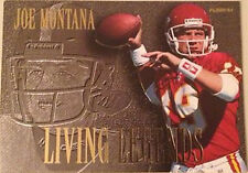 78dcd62bec2 Joe Montana Kansas City Chiefs Football Trading Cards for sale | eBay