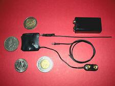 PROFESSIONAL BUG SPY - FM VHF VOX  Surveillance Transmitter Quartz locked!  BJV1