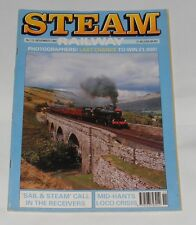 STEAM RAILWAY MAGAZINE NOVEMBER 1989 - MID-HANTS LOCO CRISIS