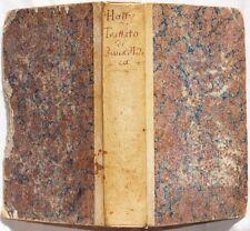 RENE JUST HAUY TRATTATO DI FISICA ELEMENTARE PHYSICS PLANCHES ESPERIMENTI 1847