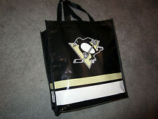 Pittsburgh Penguins Re-usable Shopping Bag/Tote 2014 SGA Promo 3/11/14 Crosby