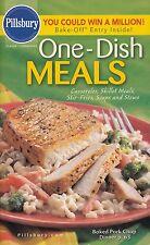 ONE DISH MEALS PILLSBURY COOKBOOK FEBRUARY 2004 #276 CASSEROLES, SOUPS & STEWS