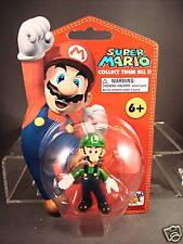 Super Mario Luigi Action Figure