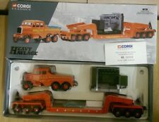 Corgi 17603 Scammell Constructor & 24 wheel Girder Trailer Ltd Ed 0001 of 6800
