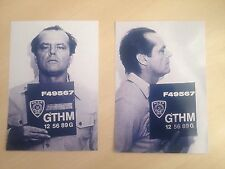 Batman Jack Napier - The Joker RARE Mug shot Collectable - Jack Nicholson