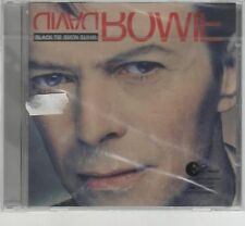 DAVID BOWIE BLACK TIE NOISE WHITE CD F.C. SIGILLATO!!!