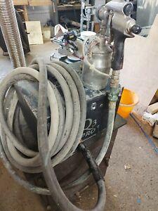 fuji q3 hvlp spray setup