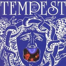 TEMPEST - LIVING IN FEAR (EXPANDED+REMASTERED)  CD NEU