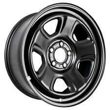 Reconditioned 18X7.5 Black Steel Wheel for 2007-2016 Dodge Charger 560-02344