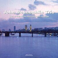 JOHN TRIO MCLAUGHLIN - LIVE AT THE ROYAL FESTIVAL HALL  VINYL LP NEW MCLAUGHLIN