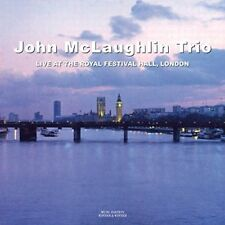 JOHN TRIO McLaughlin-Live at the Royal Festival Hall VINYL LP NEUF McLaughlin