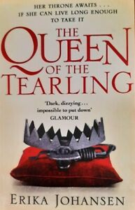 The Queen of the Tearling by Erika Johansen (Paperback, 2014)