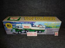 SINCLAIR OIL TRUCK WITH RACE CAR CARRIER #2 IN SERIES 1997 NEW MIB D