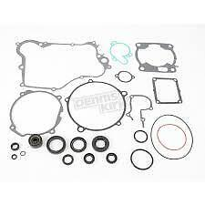 COMPLETE ENGINE GASKET AND OIL SEAL SET FOR KAWASAKI KX125 1994-1997 [PROLINE]