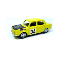 Norev 319251 Simca 1000 Turbo #34 Jaune - Multigam Classique Échelle 1:64 Neuf