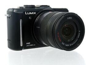 Panasonic LUMIX DMC-GF1K Kit mit LUMIX G Vario 14-45mm | 485 Auslösungen - 39095