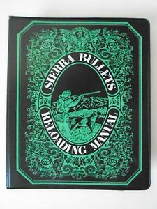 1971 Sierra Bullets Reloading Manual with the 1974 Supplement   FREE SHIPPING