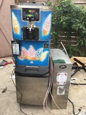 Taylor C707-33 3 Phase Air Cooled Slush Machine With Flavor Burst 8 flavors