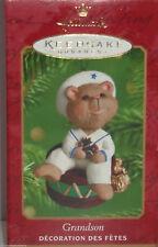 Hallmark Grandson Ornament 2001 Christmas Holiday