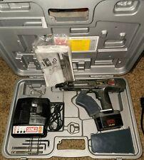 Senco Duraspin 144v Ds202 14v Cordless Drywall Screw Gun And Charger