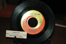 AL Martino What Now, My Love / Forgive Me  ( Near Mint )