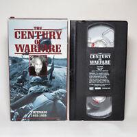 The Century of Warfare VHS Vietnam VHS Tape