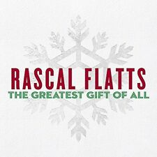 Rascal Flatts - The Greatest Gift Of All [New CD]