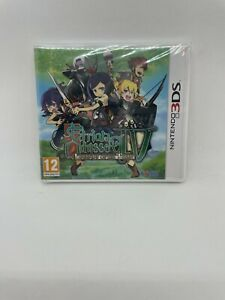 Etrian Odyssey IV Legends Of The Titan - Nintendo 3DS - NEW SEALED! EUROPE PAL!