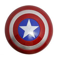 """12.6"""" Kids Super Hero Avenger Marvel Captain America PVC Shield Light Emitting"""
