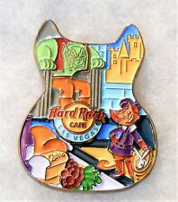 HARD ROCK CAFE LAS VEGAS 3D STORYBOOK SERIES PUSS AND BOOTS PIN # 88872