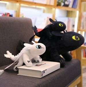 """13.7 """"Your Dragon Night Fury how to train children's soft filling toothless plus"""
