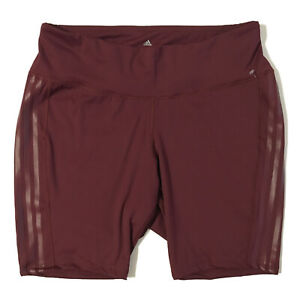 Adidas Universal Standards Women's 3S ShortsTightsCollants  FJ7468 Sz 4XL 🔥$60