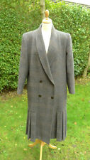 Cleo vintage ladies tweed coat size 14                       (B9)