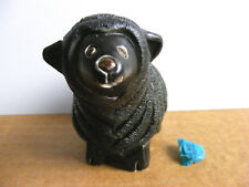 Artesania Rinconada Sheep New Zealand Lamb Black #336C Miniature Figurine