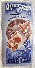Russia Stamp 1977 Scott 4593 A2174  Mint MNH Space