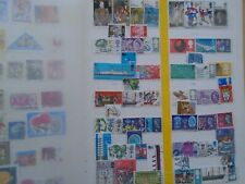 G.B. Private Pre- Metric collection of 52 different Stamps. High Values