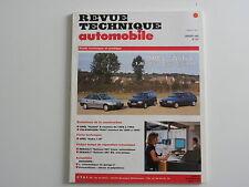 revue technique automobile RTA neuve Opel ASTRA n° 547