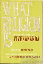 What Religion is: Yale, John
