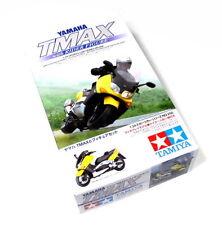 TAMIYA Moto Modèle 1/24 MOTO YAMAHA TMAX & Rider Figure Hobby 24256