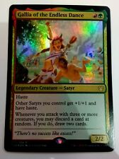 MTG: Theros Beyond Death 'Gallia of the Endless Dance' FOIL - Rare - #217 - NM