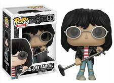 Funko POP! Rocks ~ JOEY RAMONE VINYL FIGURE ~ The Ramones Rock Star