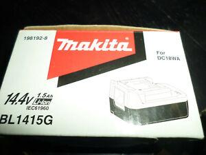 Akku für Makita BL1415G 14,4V 1,3Ah
