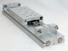 New listing Smc Mxw25-200B Air Slide Table - Guided Cylinder 200mm Stroke - 2x 25mm Pistons