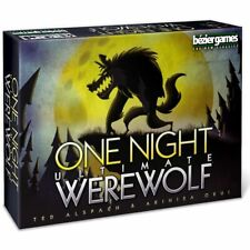 Bezier Games One Night Ultimate Werewolf Board Game