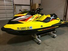 2015 Sea-Doo RXP-X 260 - Low Freshwater Hours