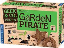 Thames and Kosmos 553001 Garden Pirate Craft Kit