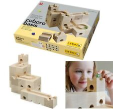NEW!!! Cuboro Basis Marble Track (For ages 5+, 30 beech wood cubes) UNOPENED!